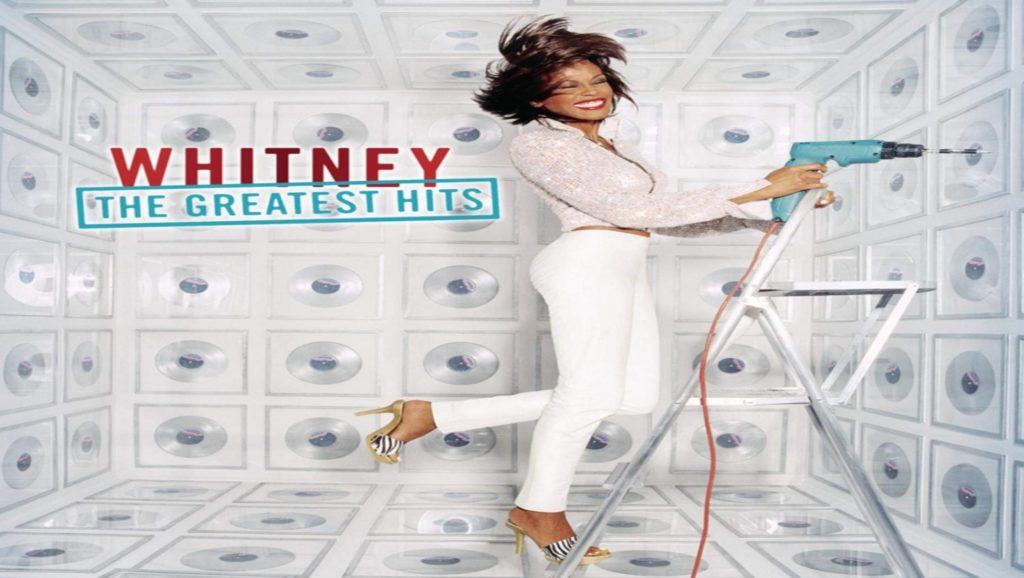 "Álbum ""Whitney: The Greatest Hits"" de Whitney Houston"