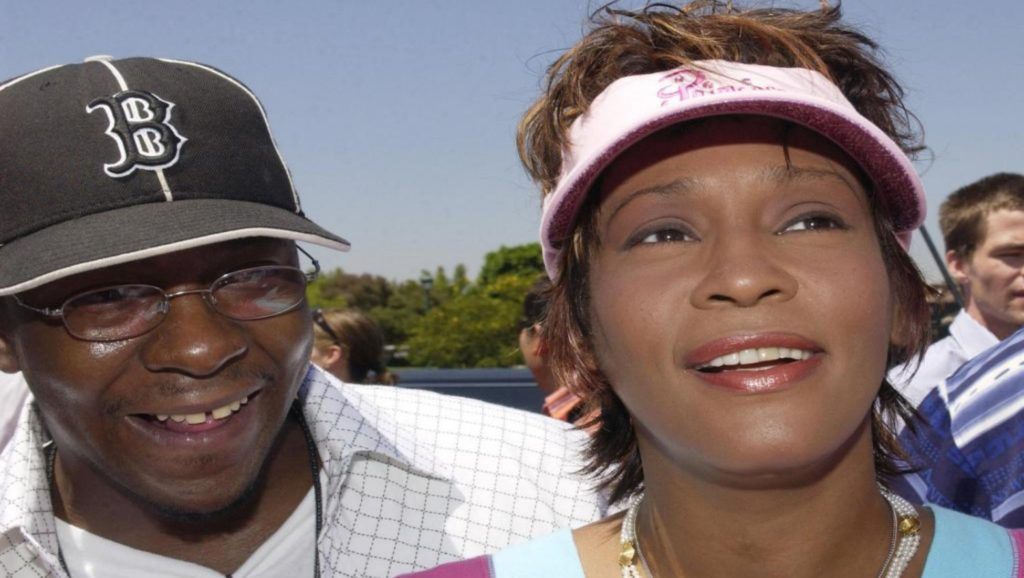 Bobby Brown y Whitney Houston