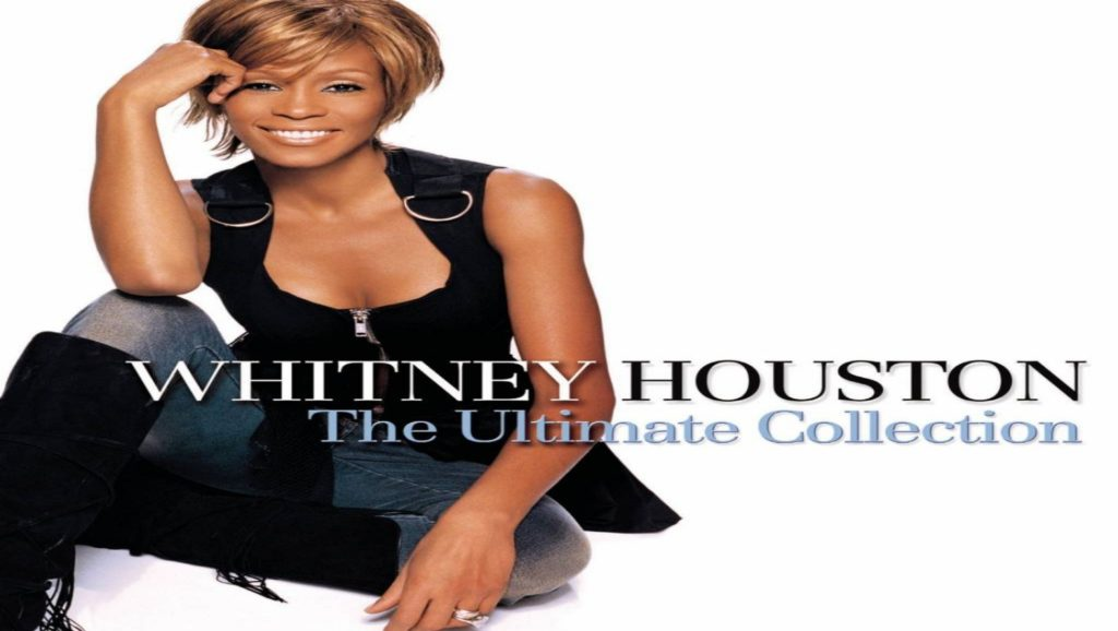 "Álbum ""Whitney Houston: The Ultimate Collection"" de Whitney Houston"