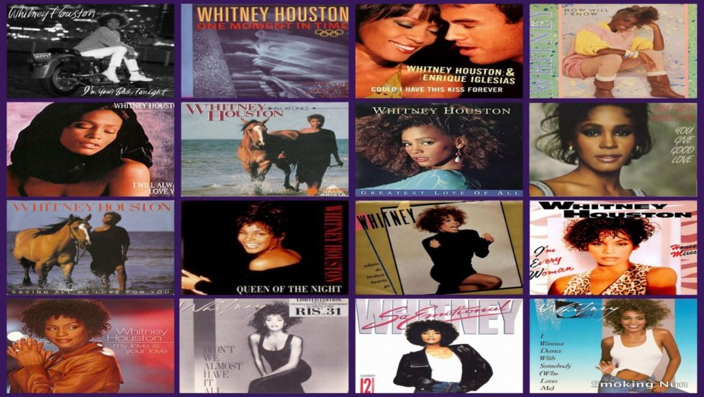Sencillos de Whitney Houston
