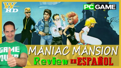 Maniac Mansion: Review en Español