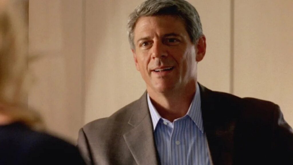 Ted Beneke (Christopher Cousins)