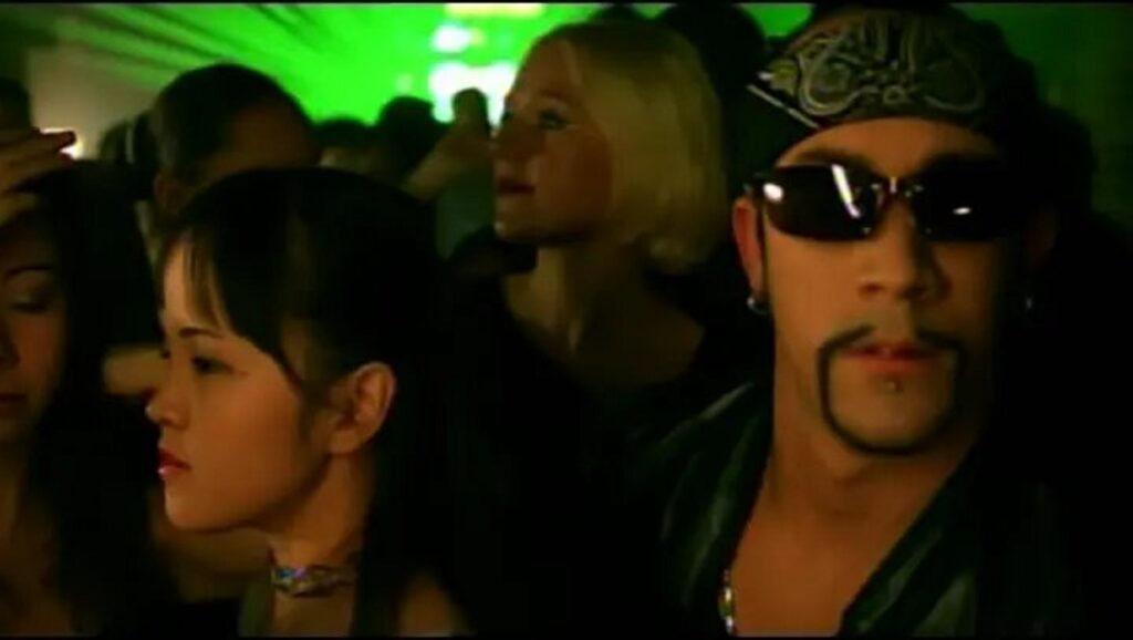 "A. J. McLean en el vídeo ""The Call"""