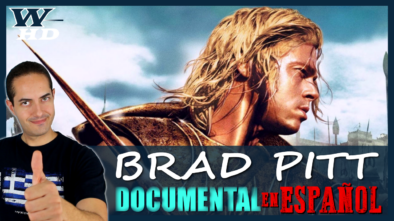 BRAD PITT: DOCUMENTAL en ESPAÑOL