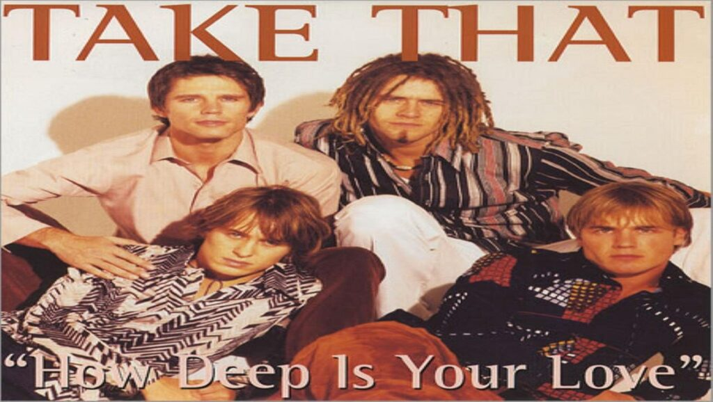"Tema ""How Deep Is Your Love"" de ""Take That"""