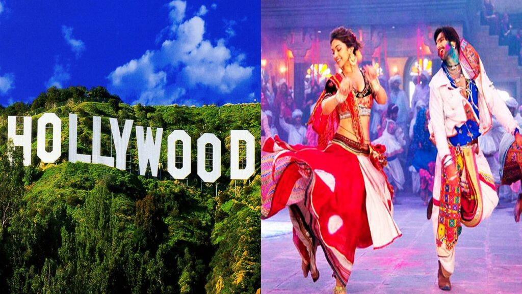 Hollywood y Bollywood