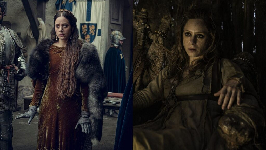 "Jodhi May en ""The Witcher"" y en ""Juego de Tronos"""