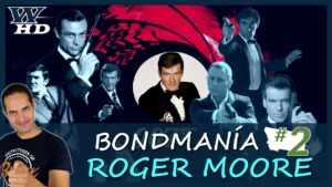 JAMES BOND #2: ROGER MOORE