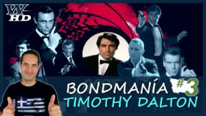 JAMES BOND #3: TIMOTHY DALTON