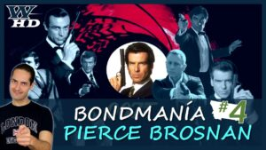 JAMES BOND #4: PIERCE BROSNAN