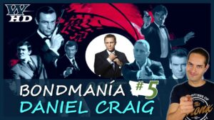 JAMES BOND #5: DANIEL CRAIG