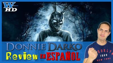 DONNIE DARKO: REVIEW en ESPAÑOL