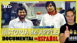 HISTORIA de APPLE: DOCUMENTAL en ESPAÑOL